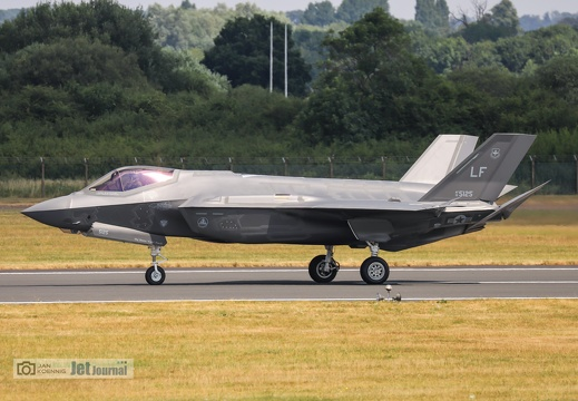 15-5125, F-35A, U.S. Air Force