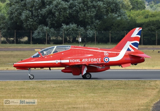 XX-322, Hawk T.1A, Royal Air Force