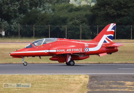XX-325, Hawk T.1A, Royal Air Force