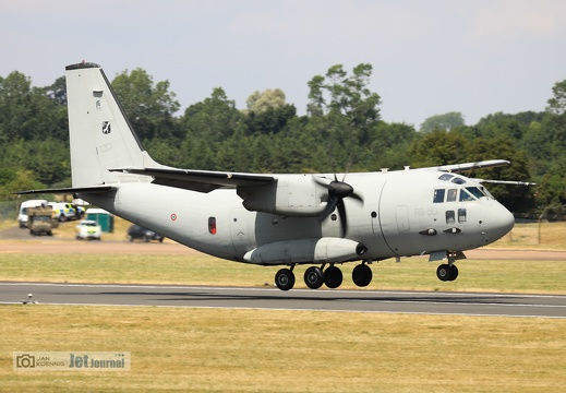 RS-50, C-27J Spartan, Italian Air Force