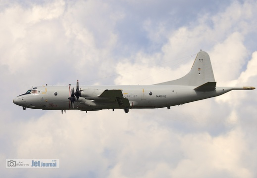 60+07, P-3C Orion, Deutsche Marine