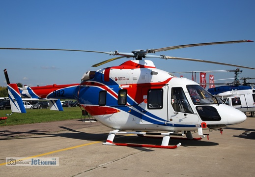 982, Ansat, Russian Helicopters