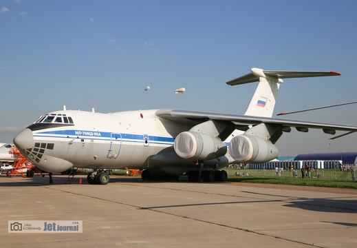 RF-78654, Il-76MD-90A, Russian Air Force