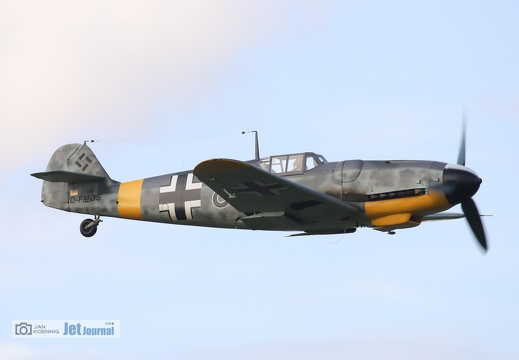 D-FMGS, Bf-109 G-6