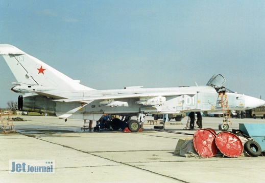 01 weiss, Russian Air Force