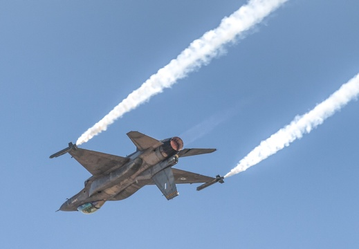 520 Greece - Air Force General Dynamics F-16C Fighting Falcon