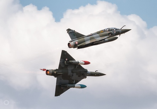 624 Armée de l'Air (French Air Force) Dassault Mirage 2000D
