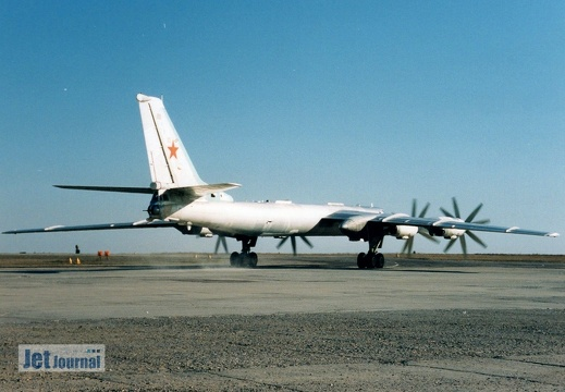 10 rot, Tu-95MS, Russian Air Force