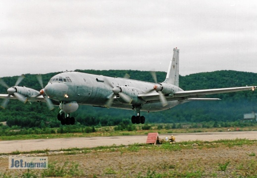 09 rot, Il-38, Russian Navy