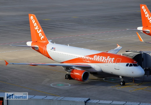 OE-LKM, Airbus A319-111, easyJet