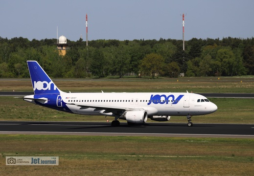 F-GKXT, Airbus A320-214, Joon