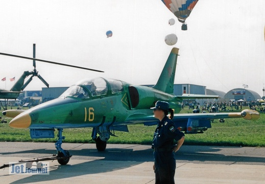 16 gelb, L-39, Russian Air Force