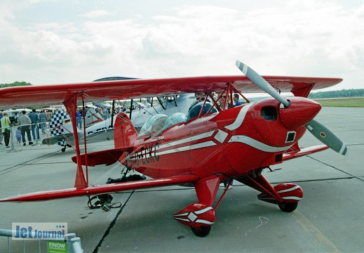D-ECKC, Pitts S-2A